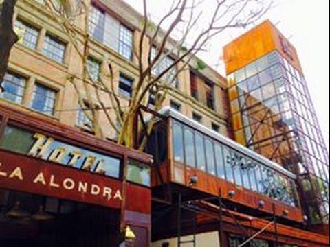 ESPECIAL INAUGURACION DEL HOTEL FACTORIA LA ALONDRA. ASUNCION. PARAGUAY. HD