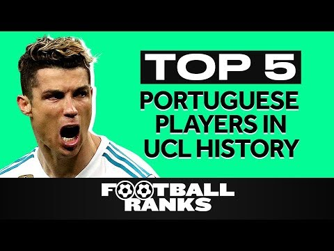 The Top 5 Portuguese Players in Champions League History   B/R Football Ranks