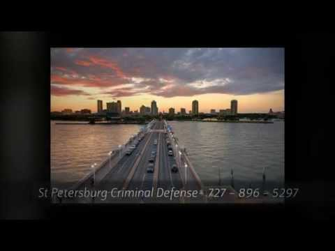 St. Petersburg Criminal Defense | St Pete Criminal Lawyer