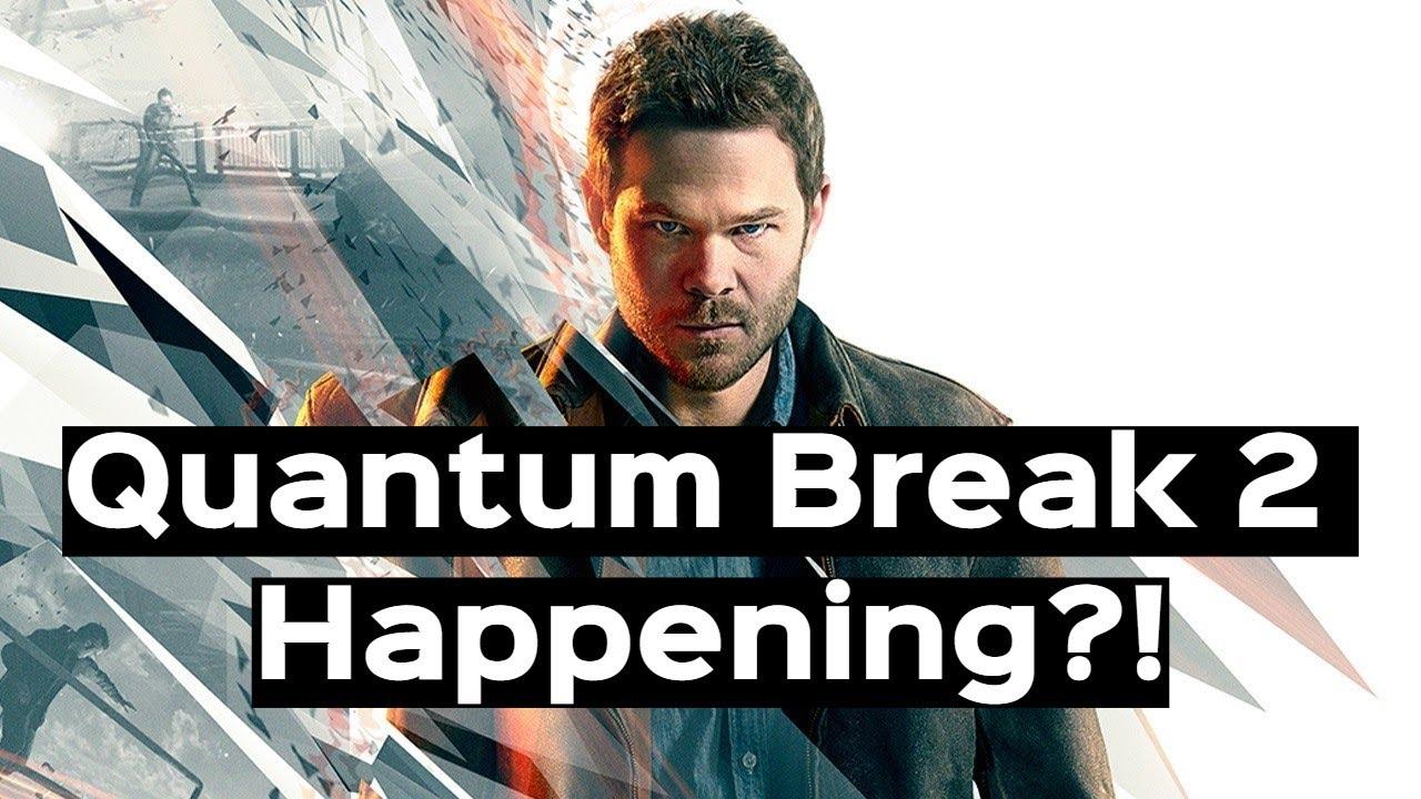 Is Quantum Break 2 Actually Happening?! - YouTube