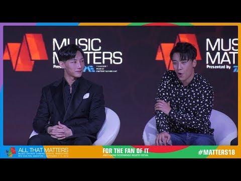TENCENT CHINA MUSIC FORUM China Electronic Dance Music, All That Matters 2018, All That Matters 2018