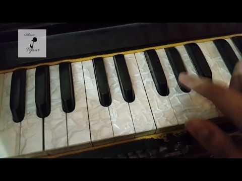 Sun Charkhe Di Mithi Mithi Kook On Harmonium