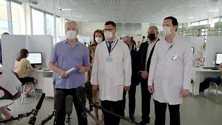 В России растет число заболевших коронавирусом и летальных исходов в результате COVID 19