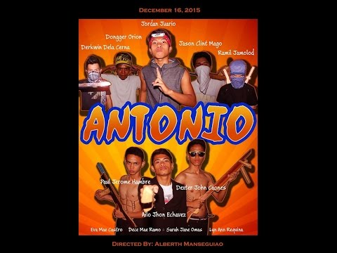 Antonio Short Film - MSU Naawan