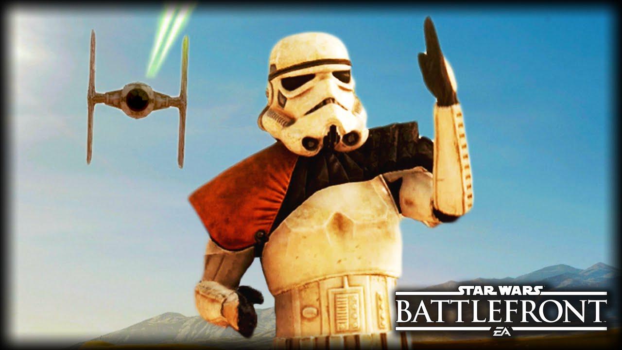 Do the robot star wars battlefront youtube - Robot blanc star wars ...