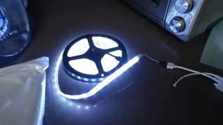 rxment 300led 5m light strip review