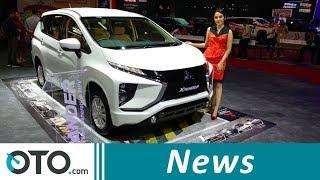 Mitsubishi Xpander Varian dan Warna Baru | GIIAS 2018 | OTO.com