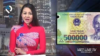 Giá trị đồng tiền Việt Nam thấp thê thảm