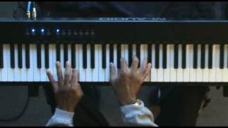 Piano Lessons - Black Gospel #2 - Down By The Riverside