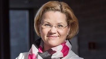 Uusien professorien tervetuliaisluennot: Minna Palmroth