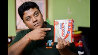 Horlicks Protien + || unbiased Review || by Fit Guru ||