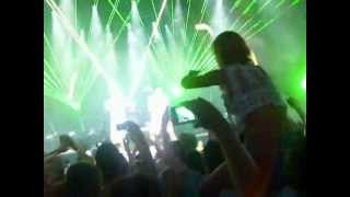 dizzee rascal bonkers at London 2012 Olympic Torch Relay -Coca Cola