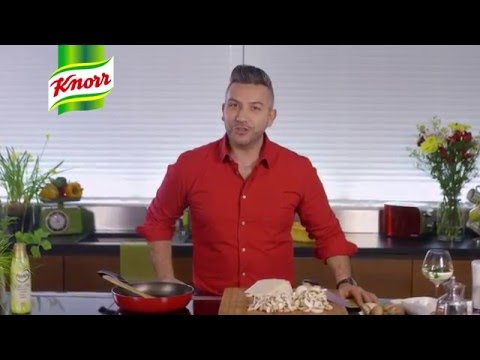 Knorr Meal Ideas Presents Baked Chicken With Mushroom Soup