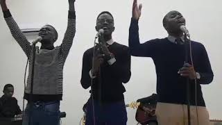 Moyoni nina mzigo ~ samwel mwazini, Barrett and Ben Mapunda