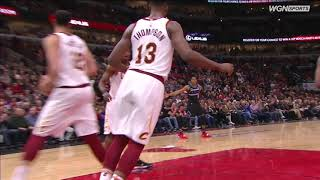 Cleveland Cavaliers vs Chicago Bulls : November 10, 2018
