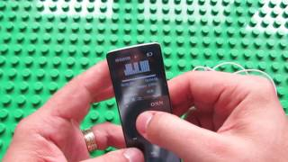 Unboxing Onn W6 Bluetooth HiFi Music MP3 Player