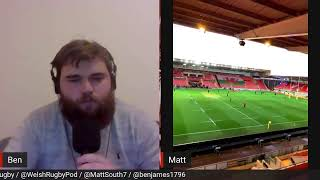 The Gain Line: Wales v Italy preview