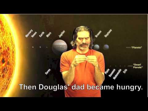 Douglas the Space Boy with Peter Cook- Your Story Our Hands