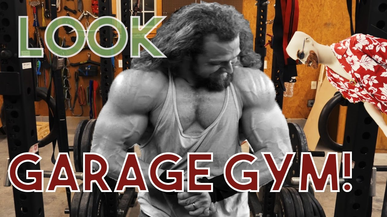 Moves to maximize your stair stepper garage gym builder posts