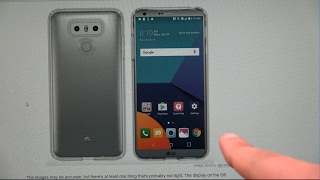 NEW LG G6 & Samsung Galaxy S8 Pictures LEAKED!
