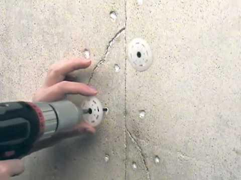 Plaster Repair Using Big Wally S Plaster Magic Youtube