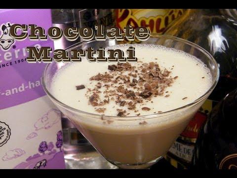 How To Make a Chocolate Martini -...