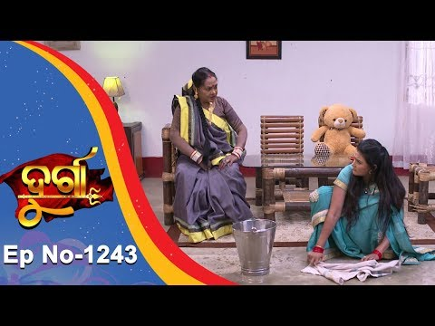 Durga | Full Ep 1243 | 01st Dec 2018 | Odia Serial - TarangTV