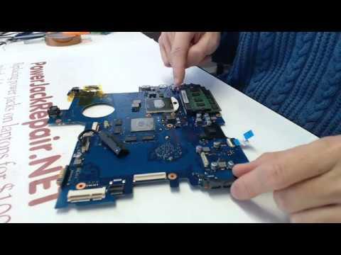 HP Pavilion X360 M Laptop charge port repair charging port