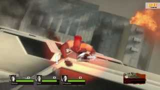 LEFT 4 DEAD 2 / XBOX 360 / Gameplay / Обзор игры / HD 1080