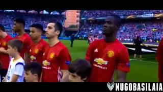 סלטה ויגו נגד מנצ'סטר יונייטד (4.05.2017) 1-0