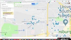Driving For Dollars Hack - Google Maps - Wholesale Hackers