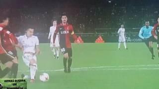 Real Madrid 4 vs Kashima 2 Penalti a Lucas Vázquez y Gol de Cristiano Ronaldo