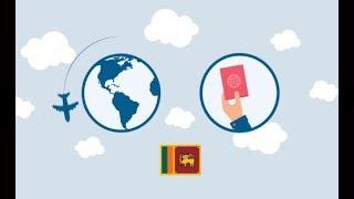 Visum Sri Lanka beantragen - VisumBeantragen.at/sri-lanka