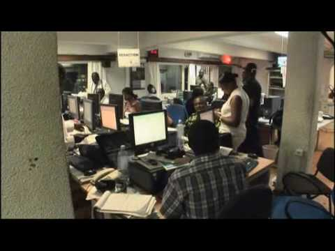 Radio Okapi : reportage au congo