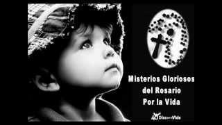 Santo Rosario por la Vida. Misterios Gloriosos. Con los Niños de Derecho a Vivir Lugo.