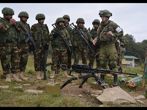 Pakistan Army Tests Russian Weapons During Friendship 2017 Exercise