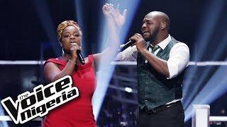 "Paulyn vs Wow - ""Jealous"" / The Battles / The Voice Nigeria Season2"