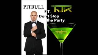 Pitbull ft. TJR - Don