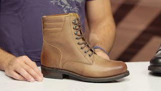 Rokker Frisco Racer Boots Review Video