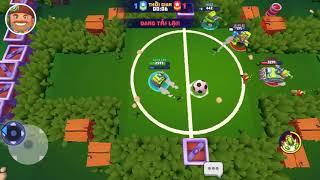 Tank a Lot- 23 kill dễ dàng trong map Crazy Football