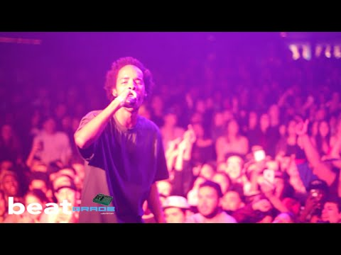 Earl Sweatshirt Live at The Observatory