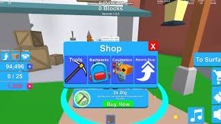 Roblox: gram w Mining Simulator i mam 114 Rebirths #22