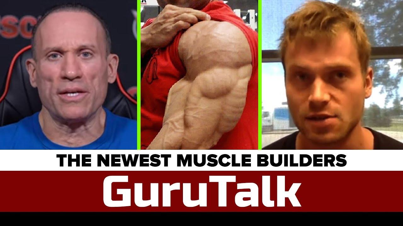 "Download MUSCLE BUILDING COMPOUNDS w/the ""Canadian Chemist""! GuruTalk"