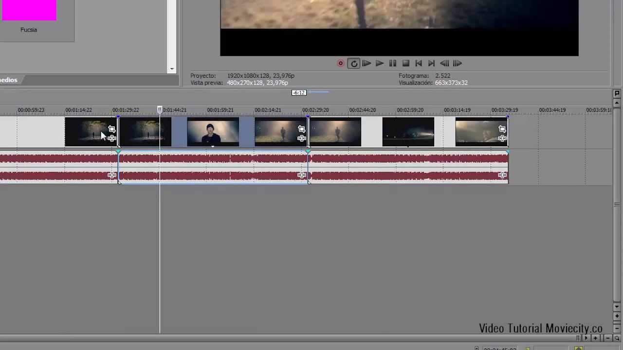 Pasar de 60 30 24 fps a cualquier numero de frames (Sony Vegas ...