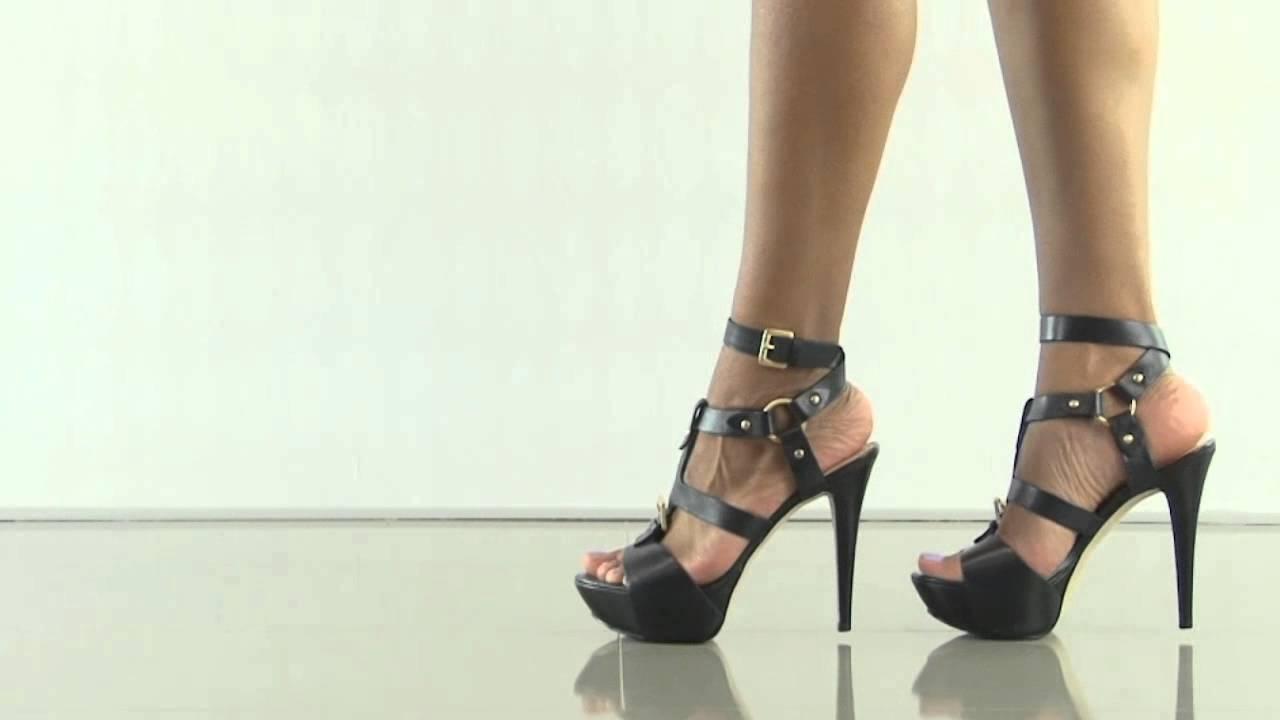 a55c2cf00f6 Ormandi in Black Leather Guess Footwear - YouTube