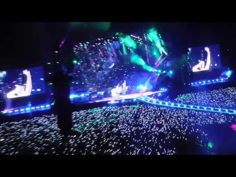 A sky full of stars - Coldplay LIVE at Foro Sol Mexico City 16-Apr-16