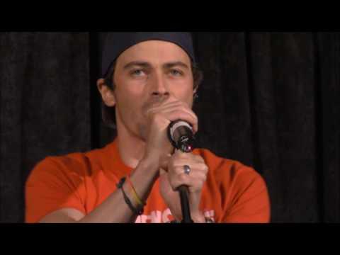 AtlCon Matt Cohen Singing Basket Case SNS