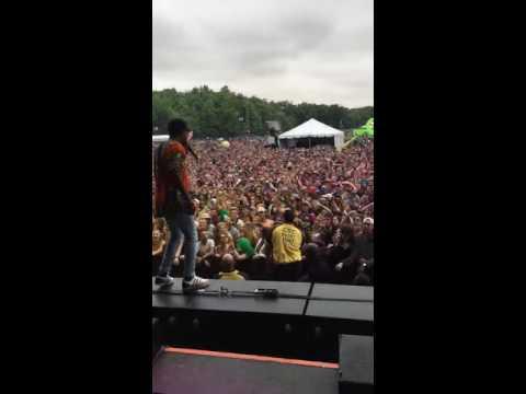 Skizzy Mars - On My Mind (Ellie Goulding cover ) live