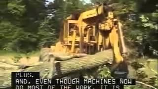 Logging Equipment Operators