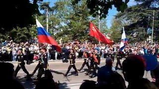 9 Мая. Парад в Севастополе. (Видео.Часть I)(, 2016-05-09T14:03:30.000Z)